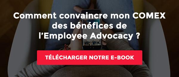 Les avantages de l'Employee Advocacy pour le COMEX