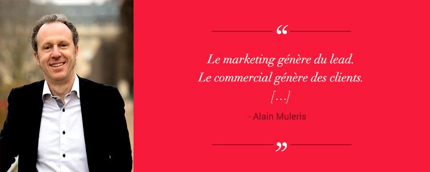 La guerre entre le commercial 2.0 ou social seller avec le marketing aura-t-elle lieu ?