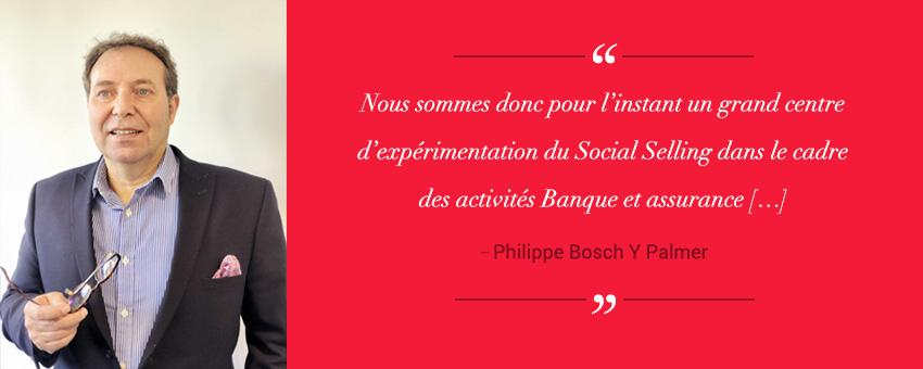 Introduction du Social Selling chez un acteur Banque et Assurance