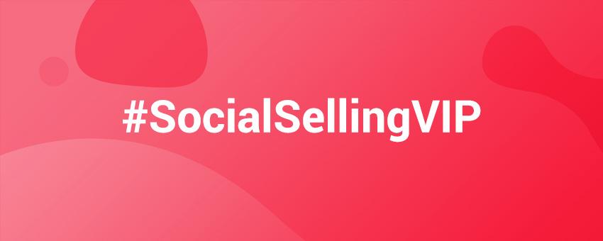 Première édition du Social Selling VIP à Paris